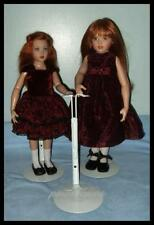 "KAISER Doll Stand fits KISH 14"" Lark Chrysalis 16"" Seasons U.S. SHIPS FREE"