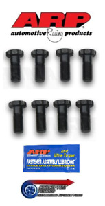 Correct Set 8 Uprated ARP Pro Series Flywheel Bolts - For S13 200SX CA18DET
