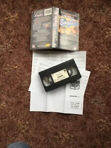 Guitar Method In The Style Of The Eagles VHS Tape