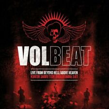 """VOLBEAT """"LIVE FROM BEYOND HELL/ABOVE HEAVEN""""  CD NEW+"""