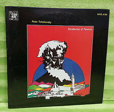 Peter Tchaikovsky Recollection of Florence - Scriabin - Vinyl Record MHS 4159