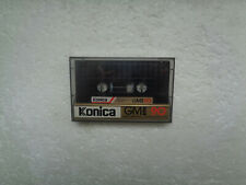 Vintage Audio Cassette KONICA GM-II 90 From 1984 - EX Condition !! Tinted