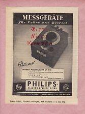 Berlín, publicidad 1942, Philips-electro-Special GmbH philoscop instrumentos de medida de laboratorio