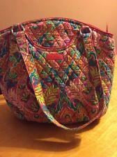 Vera Bradley Glenna Shoulder Bag, Paisley In Paradise, One Size $80 V3