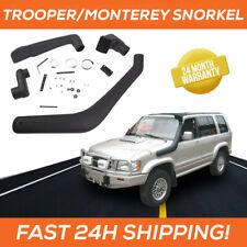 Snorkel / Schnorchel Isuzu Jackaroo Trooper Monterey 92 - 97  Raised Air Intake