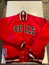 Vintage Rare Chicago Bulls Starter Jacket