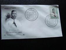 CONGO (brazzaville) - enveloppe 1er jour 28/11/1960 (cy57) (A)