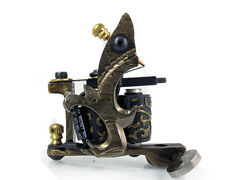 Damascus Series DAGGER (LINER) 8-Wrap Coil Tattoo Machine Steel Supply
