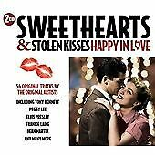 Sweethearts And Stolen Kisses: Happy In Love, Various Artists CD | 5024952383467