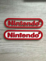 Nintendo video game sign 3d printed 8.5in! videogame switch Accessory Revised!