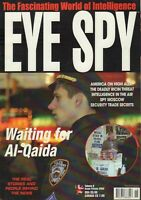 Eye Spy Magazine Vol.2 #15 2003 Howard Burges Gerald Bull 053019DBE