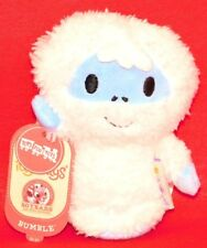 Hallmark Rudolph Red Nosed Reindeer Bumble Abominable Snowman Itty Bittys Figure