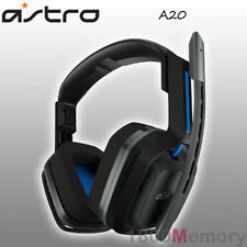 Astro A20 Gen 1 Wireless Gaming Headset Black/blue for Ps4 & PC