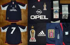 Maglia shirt jersey MILAN CENTENARIO SHEVCHENKO ADIDAS OPEL 1999 2000 vintage