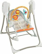 Fisher-price 3 In 1 Musical Rocker Swing Suitable from Birth upto 18kg