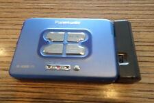 Kassette Player Walker WM Panasonic RQ-SX21 + AA Batteriefach (620)