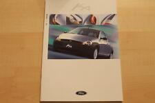 76458) Ford Ka Prospekt 08/1998