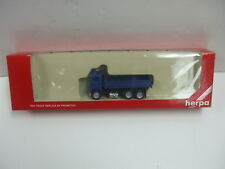 Herpa HO scale Promotex Blue Pick-Up Truck 6048