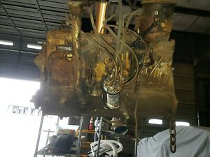RARE 1954 DODGE POWER WAGON ENGINE MODEL T245