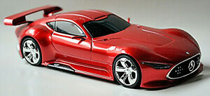 Mercedes-Benz AMG Vision Gran Turismo 2013 rot red metallic 1:32 Maisto