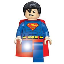 Lego Superman DC Comics Super Héros Torche LED Veilleuse Ledlite