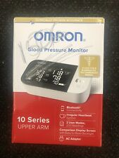 OMRON BP7450 10 Series Wireless Upper Arm Blood Pressure Monitor~NEW! Open Box.