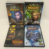World of Warcraft Bundle with Expansions PC Video Games