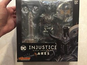 Storm Collectibles Injustice Ares 1/12 Figure NEW