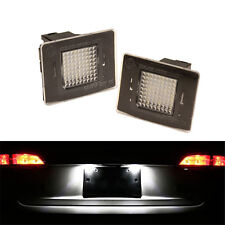LIGHTS LIGHTING PLATE WHITE LED XENON MERCEDES A CLASS W176 2012-UP ALL