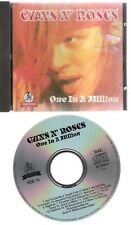 GUNS N ROSES original CD One in a million 1991 Not on label