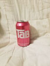 Tab Unopened Soda Can TAB Cola - One (1) Discontinued Single Can Brand New