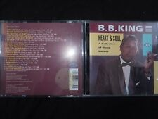 CD B B KING / HEART AND SOUL /
