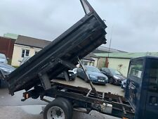 FORD TRANSIT TIPPER TIPPING BODY