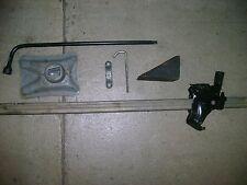 1974 75 76 77 78 Cadillac Eldorado Convertible Deville Bumper Jack Lug Wrench