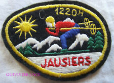 SK1980 - PATCH ECUSSON SKI JAUSIERS 1220M