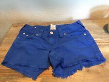 True Religion brand jeans shorts Size 28
