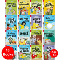 Biff, Chip and Kipper Stage 3 Read with Oxford: 5+: 16 Books Collection Set NEW