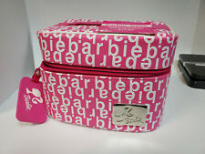 Barbie Vinyl Travel Case New with Tag -Toy R Us Exclusive