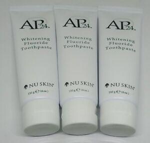 3x AP24 Whitening Fluoride Toothpaste (Worldwide Shipping + Track)
