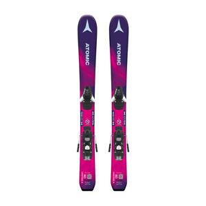 2019 Atomic Vantage X Youth Girl Skis w/ C5 Bindings-70