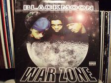 BLACK MOON - WAR ZONE (VINYL 2LP)  1999!!!  RARE!!!  BUSTA + Q-TIP + M.O.P.!!!