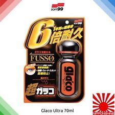 Soft99 Ultra Glaco Rain Repellent 70ml UK stock fast delivery! NO IMPORT DUTY!