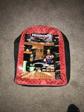 Vintage Nintendo Super Mario Backpack
