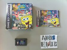 Bob l'Eponge: Silence, on tourne ! Nintendo GameBoy Advance SP GBA PAL FR