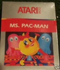 Ms. Pac-Man Atari 2600 New Old Stock in Box(NOS) NTSC Some dents