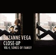 Close-Up, Vol. 4: Songs of Family by Suzanne Vega (CD, Sep-2012, Cooking Vinyl)
