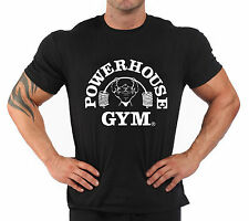 "T-Shirt Bodybuilding Fitness Palestra "" Powerhouse"""