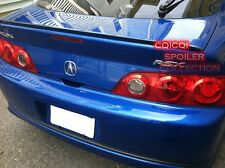Painted Trunk Lip Spoiler For 2002~2006 ACURA RSX ◎
