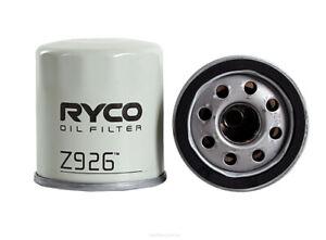 Ryco Oil Filter Z926 fits Proton Savvy 1.2