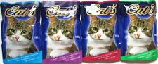 264 x 100g Katzenfutter Mix diverse Sorten Pouchbeutel *MHD 1-3 Monate*
